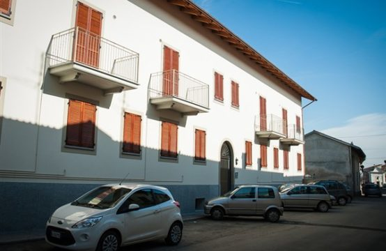 Appartamento Piobesi Torinese con sottotetto sfruttabile RIF.9